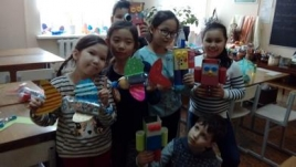 PYP students completed the inquiry of the fourth transdisciplinary theme